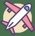 Icono Avion Hidrogeno